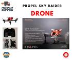 Propel Sky Raider Drone | Indoor/Outdoor Battling Quadcopter
