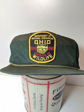 Ohio Department Of Natural Resources Hat Authentic Issue Hat Patch Med Police