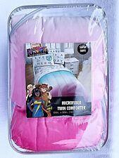 Marvel Rising Secret Warriors Twin Comforter 3pc Twn Sheet & Plush Throw Blanket
