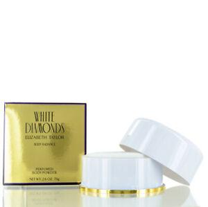 CS WHITE DIAMONDS/ELIZABETH TAYLOR BODY POWDER 2.6 OZ (W)
