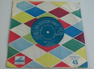 "Kenny Lynch – Puff (Up In Smoke) 1962 UK   7"" PLAYS NEAR MINT  LISTEN"