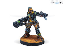 Infinity Corvus Belli Monstruckers Submachine Gun NA2 new
