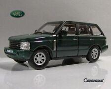 Cararama Green Diecast Cars, Trucks & Vans