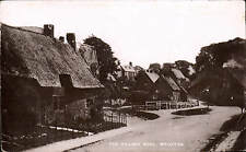 Wroxton near Banbury. The Village Pool.