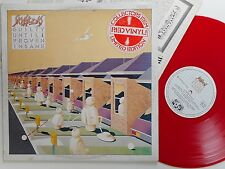 skyhooks    guilty until proven insane        RED VINYL  ultra rare