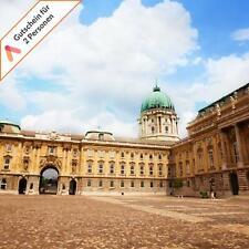 Städtereise Budapest Ungarn 4* Hotel Park Inn Gutschein 2 Personen 4 Tage mit HP