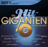 Hit-Giganten Deutsche Hits (2004, SAT.1) [2 CD]