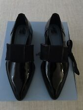Lanvin Womens Shoes With Bow Tie Made In Italy Size 38