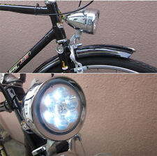 Vintage 6 LED Bicycle Light HeadLight Waterproof Bike Front HeadLamp Light SG