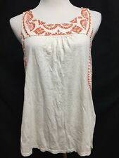 NWT Woman's Medium Lucky Brand Sleeveless Top