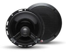 "NEW Rockford Fosgate T650 Power Series 6.5"" 2-Way Euro Fit Compatible Speakers"