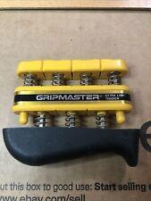 Gripmaster Extra Light Tension Hand Strength Exerciser Grip-Master Strengthener