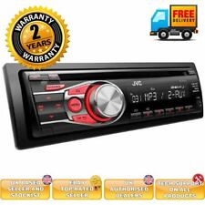 JVC KD-R331 JVC car stereo AUX input for Ipod Android CD MP3 player