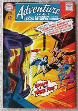 Superboy & the Legion of Super Heroes 8 Adventure comics Fatal Five Dark Circle