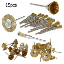 Stainless Steel Wire Brush Jewelry Walnut Cleaning Tools Copper Polish Equipment