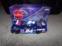 1/24 JEFF GORDON #24 PEPSI RCCA SELECT NET ELITE 1999 ACTION NASCAR DIECAST
