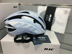HJC Ibex Aerodynamic Road Helmet 55-59cm Size M (Gloss pale blue)
