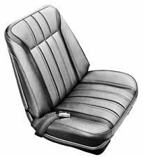 1968 Chevrolet Impala SS Front Bucket Seat Covers