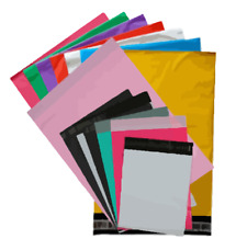 Poly Mailers Shipping Mailing Packaging Plastic Envelope Self Sealing Bags Color