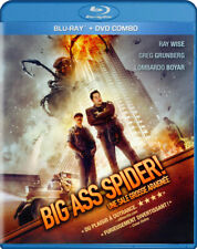 BIG ASS SPIDER! (BLU-RAY+DVD) (BILINGUAL) (BLU-RAY) (BLU-RAY)