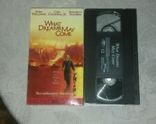 What Dreams May Come VHS Robin Williams