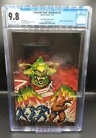 Fantastic Four Antithesis #2 CGC 9.8 Zircher Comics Elite Variant 1st Appearance