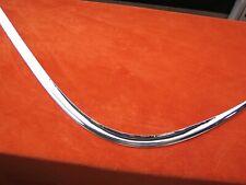 Mercedes W110 W111 Chrom Zierleiste unter Heckscheibe neu