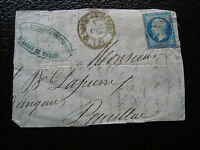 FRANCE - timbre yvert et tellier n° 14B obl (A6) stamp french (A)