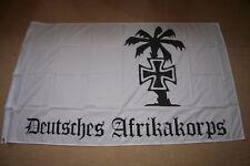 FAHNE/FLAGGE  Weltkrieg  Deutsches Afrikakorps   90x150