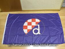Fahnen Flagge Kroatien Dinamo Zagreb - 90 x 150 cm