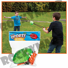Super Sport ZIP BALL Slide Zoom Spring Summer Fall Outdoor Family Game RM2469