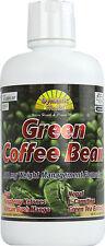 DYNAMIC Health Chicco di Caffè Verde formula-acai Raspberry Chetoni NOPAL Green Tea