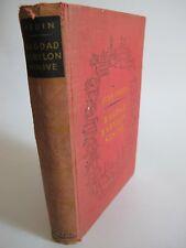 Buch 1923 Bagdad Babylon Ninive von Sven Hedin K1132