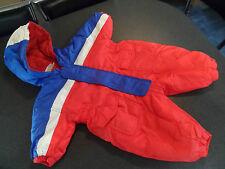 NUOVA L RAGAZZO RAGAZZA Ex M /& S Stormwear tutto in un unico Foderato in Pile Tuta Da Neve 3-18 mesi