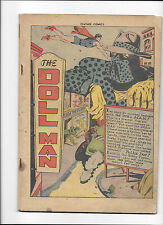 FEATURE COMICS #117  [1947? PR]  THE DOLLMAN   COVER-LESS COPY!
