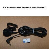 NEW MICROPHONE FOR PIONEER AVH-2440NEX AVH2440NEX FREE FAST SHIPPING