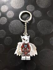 Lego Legends Of Chima Worriz 850609 Minifigure Keyring party bag gift