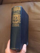 Charles Dickens Fine Binding Antiquarian & Collectable Books