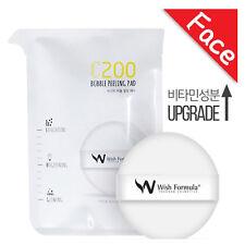 [Wish Formula] C200 Bubble Peeling Pad 4ea
