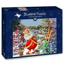 Bluebird Christmas Countdown! 500 Piece Jigsaw Puzzle