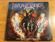 IMAGIKA - ONLY DARK HEARTS SURVIVE - NEW SEALED CD ALBUM - DISS0163CDD