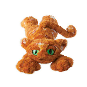 New Manhattan Toys Ginger The Lavish Lanky Cat Plush Soft Toy 35cm 152760 0m+