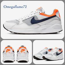 Nike Air Pegasus 92, Talla Reino Unido 8.5, 43 de la UE, EE. UU. 9.5, CI9138-101, blanco, anaranjado