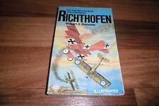 William Burrows -- the dramatic true story of the RED BARON RICHTHOFEN // 1972