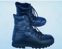 Altberg Defender Cold Weather British Army Black Boots