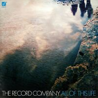 THE RECORD COMPANY - ALL OF THIS LIFE (VINYL)   CD NEW+