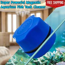 Super Powerful Magnetic Aquarium Fish Tank Clean Algae Scraper Free Shipping