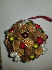 Christmas Tree Decoration Ball Pine cone