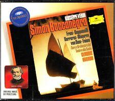 Verdi: Simon Boccanegra 2-CD -Claudio Abbado (Piero Cappuccilli/Mirella Freni)