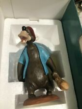Walt Disney Song of The South Classics Collection Brer Bear In Box